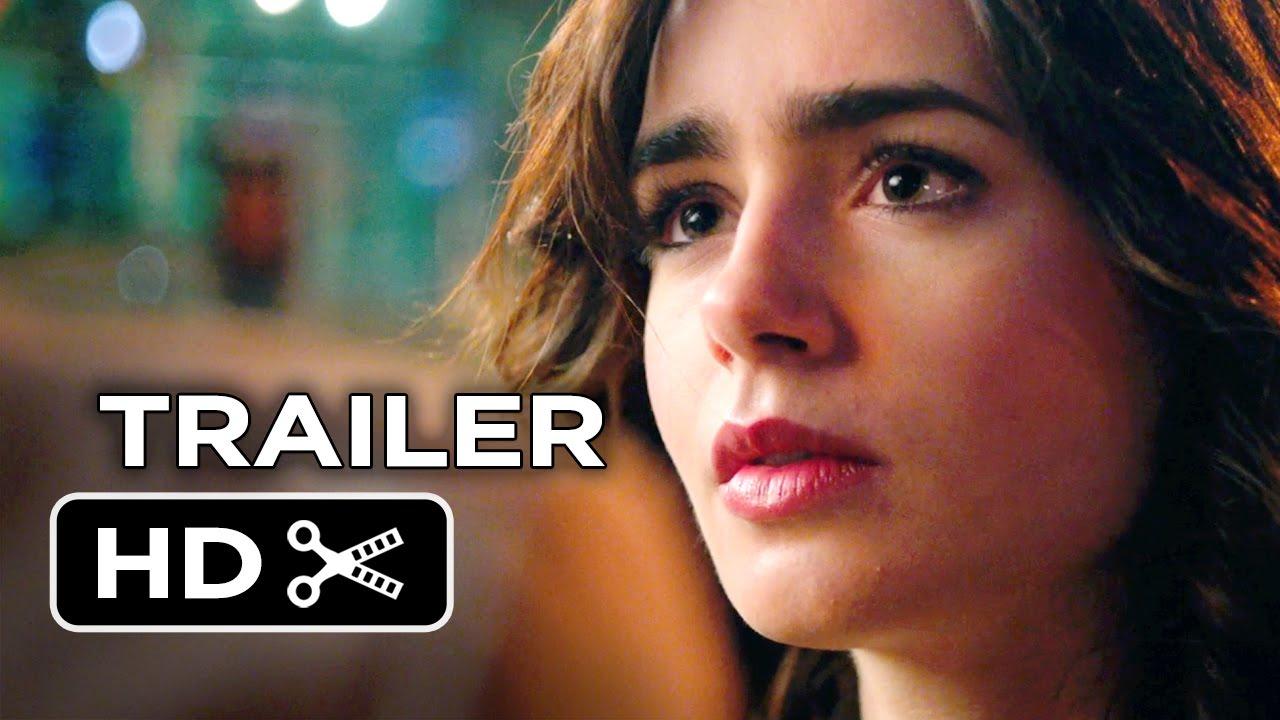Love Rosie Official Trailer 2 2015 Lilly Collins Sam Claflin