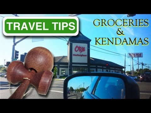 Travel Tips | Sacramento, CA | Oto's Marketplace (Groceries & Kendamas!)
