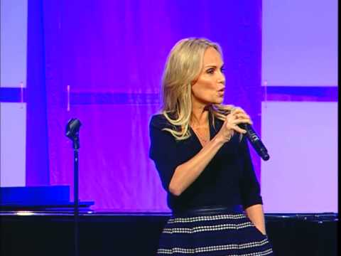 Kristin Chenoweth at 2012 MA Conference for Women