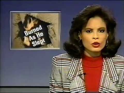 WABC NY EYEWITNESS NEWS-December 3, 1993-Mary Anne Wright, Tim Fleischer