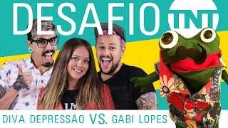 Baixar GABI LOPES X DIVA DEPRESSÃO: QUEM MANJA MAIS DE CINEMA? | DESAFIO TNT