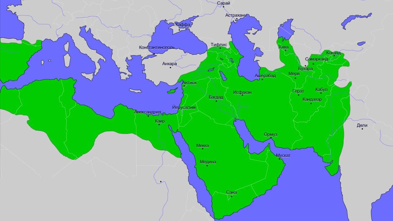 Андрей Школьников. Прогноз для Исламского мира. Какие есть сценарии Исламского проекта?