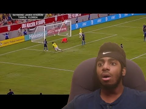 COLOMBIA BROUGHT THE PARTY!! COL vs. USA 12/10/18 REACTION