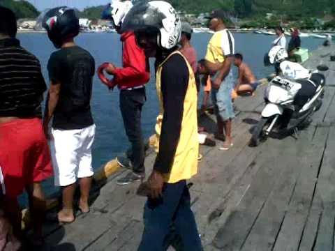 Mancing Mania Pelabuhan Kab.Majene. Tgl. 10 Maret 2014