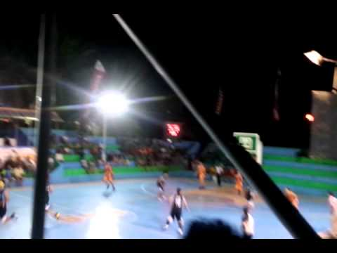 Tim bola basket fajar vs ovinus  pbs cup  YouTube