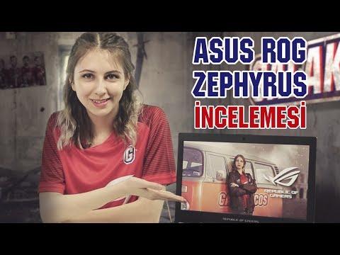 1000m'den İnceyi Gören GAL Rita Dünyanın En İnce Oyuncu Dizüstüsü Zephyrus'u İnceliyor!
