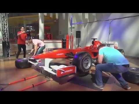 Ferrari World - Super Jumbo