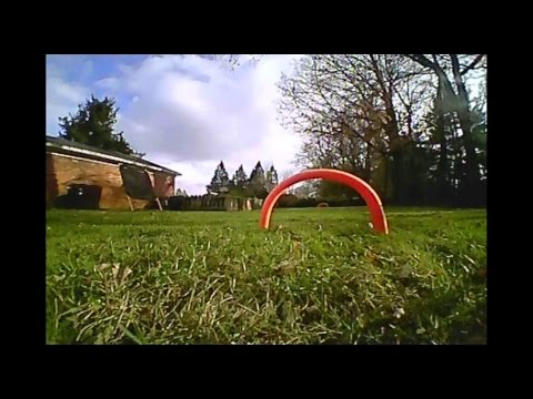 Hobbymate Q100 Micro FPV Quadcopter - Having Fun