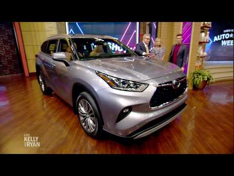 New York Auto Show 2019: SUV's