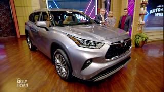 New York Auto Show 2019: SUV's
