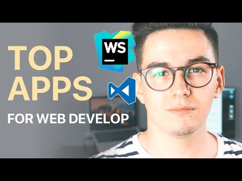 Top Software and Tools for Web Development | 2017