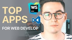 Top Software and Tools for Web Development