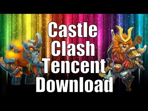 Castle Clash Tencent Download [ios]