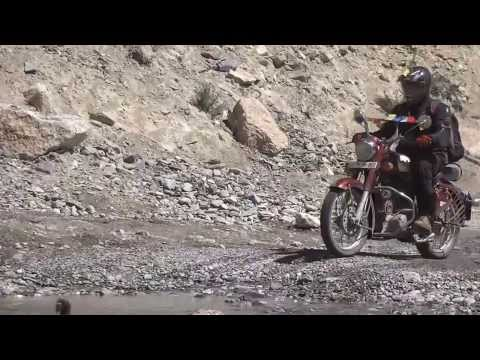 Full Movie of Motorcycle Tour to Himalaya by Royal Bike Riders
