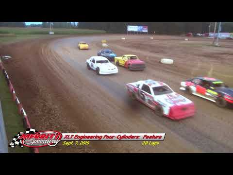 Merritt Speedway | XLT Engineering Four Cylinders | Sept 6, 2019