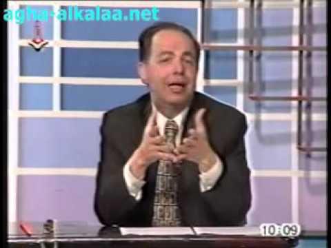 حلقة كاملة من برنامج المعلوماتية للدكتور سعد الله آغا القلعة - التعليم وتكنولوجيا المعلومات 1999