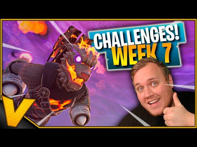 BEDSTE SUPERSUBS TIL CHALLENGES?! *WEEK 7* :: Fortnite Dansk