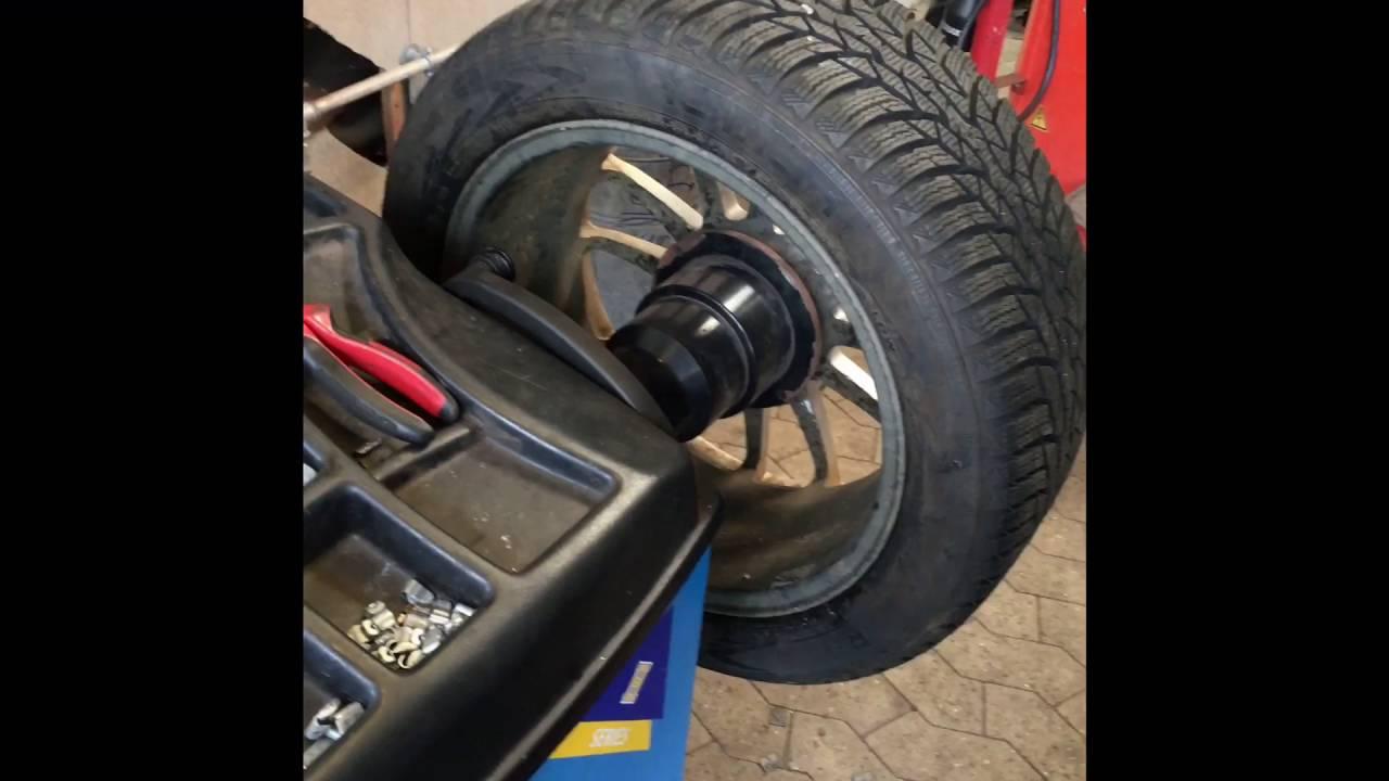afbalancering af dæk pris