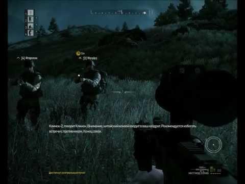 """Смотреть прохождение игры [Coop] Operation Flashpoint 2. Серия 2: """"На поле танки грохотали""""."""