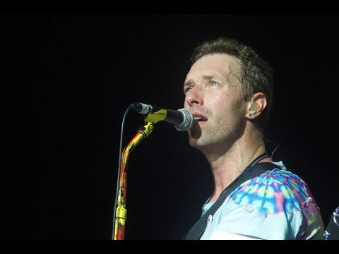 COLDPLAY debut new single Miracles Someone Special   A Head Full Of Dreams Tour