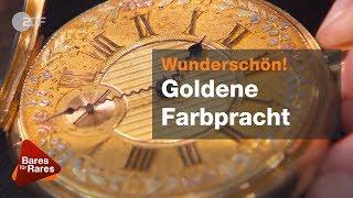 Was 'ne Wucht! Virtuoser Wecker findet schlagwerkig Käufer - Bares für Rares vom 08.11.2018   ZDF