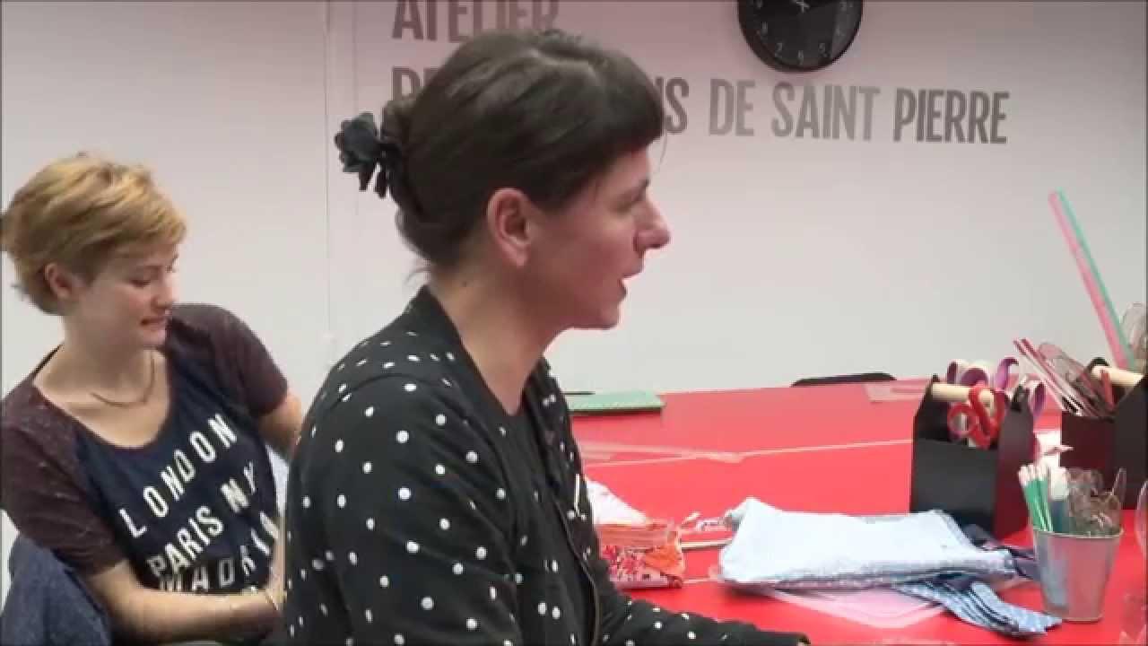 Atelier des coupons saint pierre cours shorty