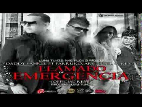 Llamado de emergencia (English translation)