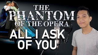All I Ask Of You (Raoul Part Only - Karaoke) - Phantom Of The Opera