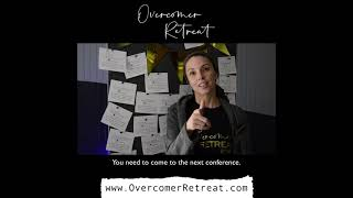 """Overcomer Retreat Testimonies from February 2021 - """"You get the tools you need to be an overcomer!"""""""