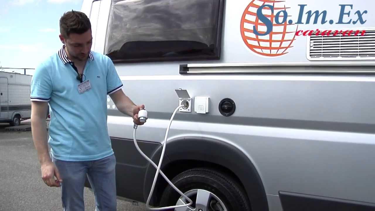 CAMPER: COLLEGARE DOCCIA E GAS ESTERNI - YouTube