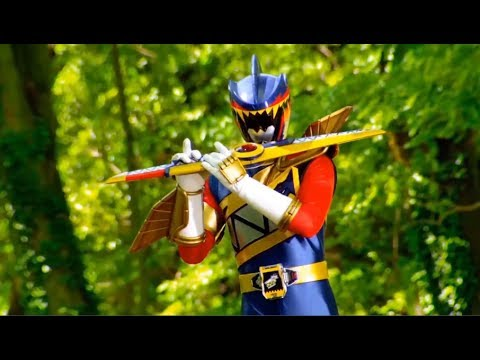 Power Rangers Dino Super Charge Talon Ranger Deathryuger Song