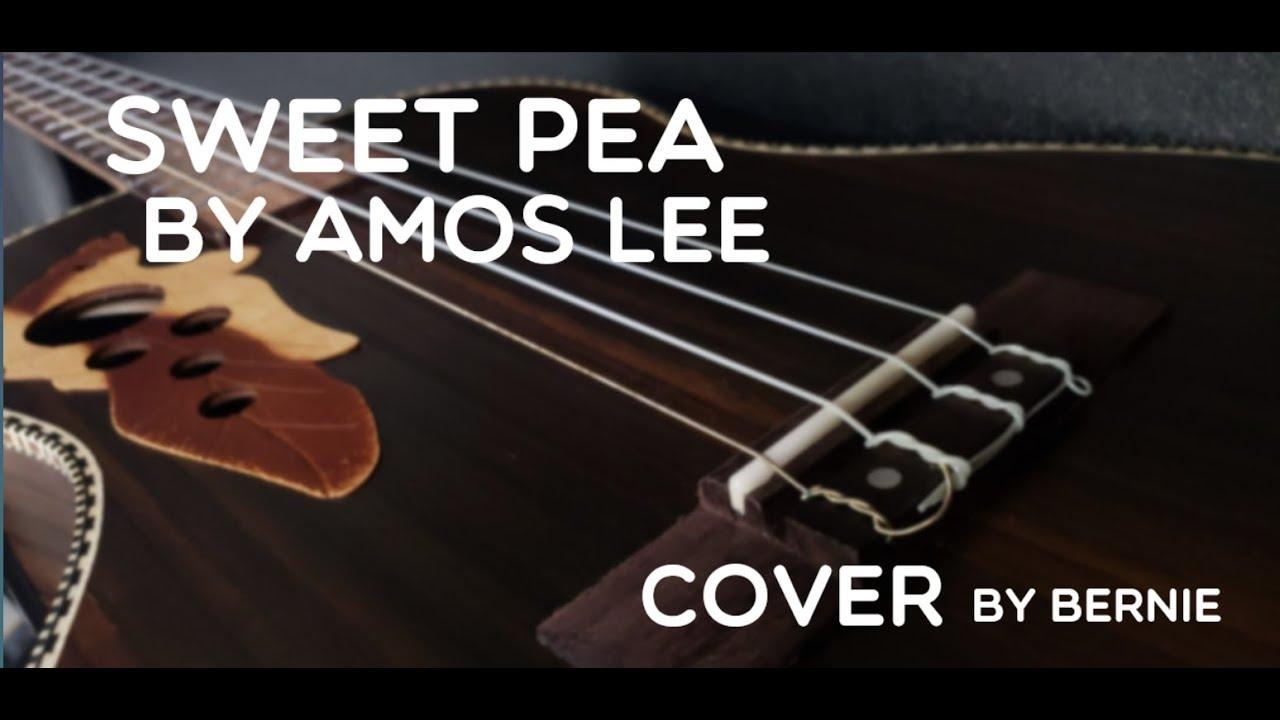 Sweet Pea Amos Lee Ukulele Cover With Chords Bernie Macias