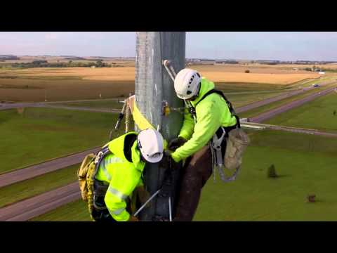NATE #ClimberConnection Capstan Hoist & Rigging Safety Video