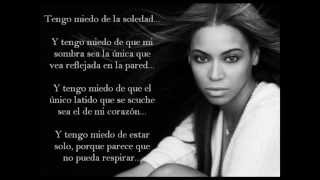 Beyoncé - Scared of Lonely (Subtitulos en Español)