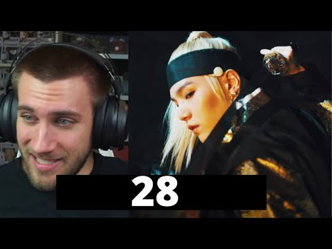 DAMN!!! Agust D 28 (feat. NiiHWA) D - 2 - Reaction