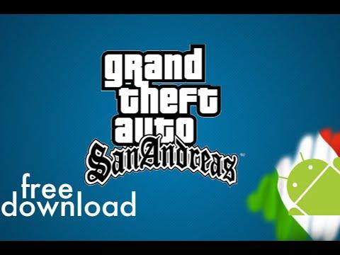 Gta San Andreas gratis per android :D [ITA]