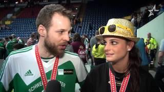 Seraina UIber & Christoph Hofbauer - ein Paar wird Schweizermeister