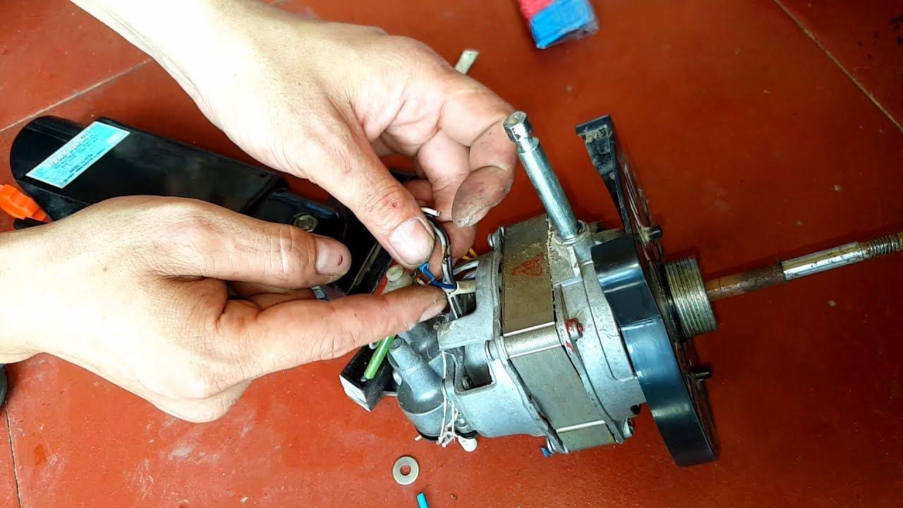 Sửa quạt điện không quay chỉ có tiếng U