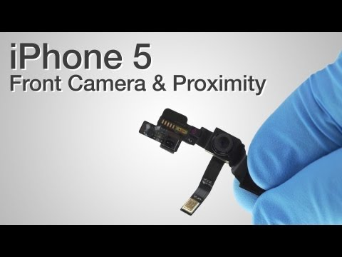 Front Camera & Proximity Repair- iPhone 5 How to Tutorial