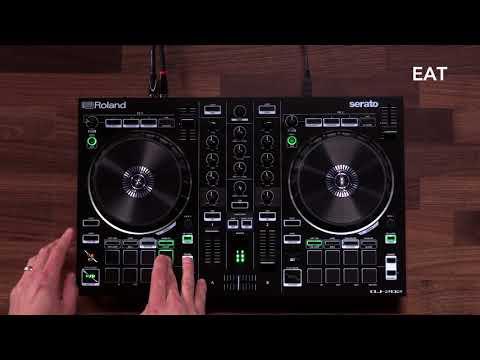 Roland DJ-202: Slicer