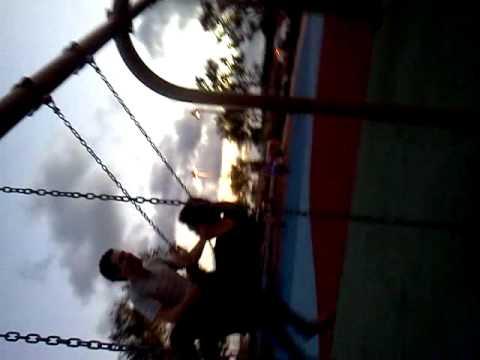 These boys swing both ways. - YouTube