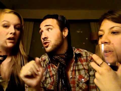 Melanie, Scott, and Tess