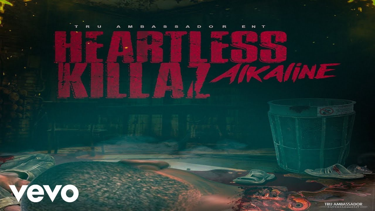 Alkaline - Heartless Killaz