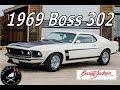 1969 FORD MUSTANG BOSS 302 Lot #696  Sold at Barrett-Jackson Las Vegas Mustang Connection