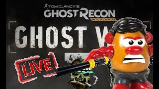 A LITTLE LATE NIGHT / GHOST RECON WILDLANDS PVP 18+CONTENT