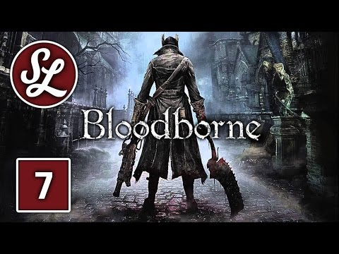 SUZY FREAKS OUT! Bloodborne | Gameplay Walkthrough Part 7