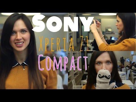 Обзор смартфона Sony Xperia Z1 Compact