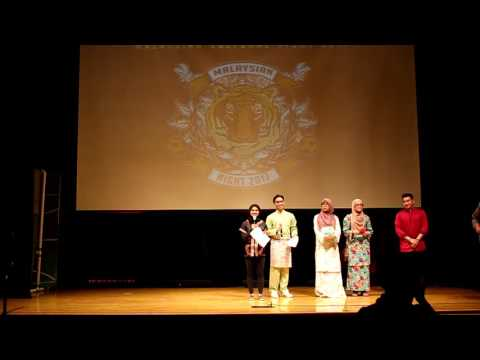 Malaysian Cultural Night 2017 Act 1
