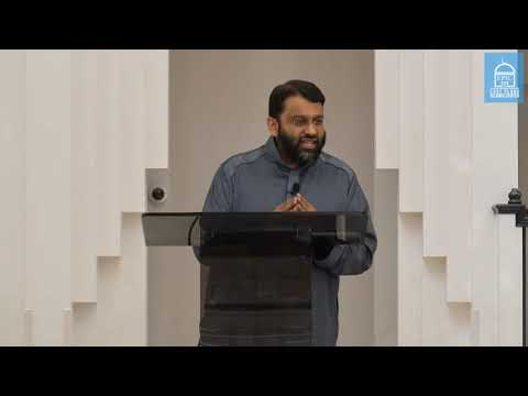 The Dangers of Disobeying Allah | Shaykh Dr. Yasir Qadhi | Jumuah Khutbah