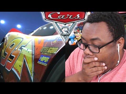 Is CARS 3 a DARK SEQUEL? - #Cars3 Teaser Trailer REACTION